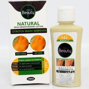 NATURAL SKIN SMOOTHING SOAP AND LOTION